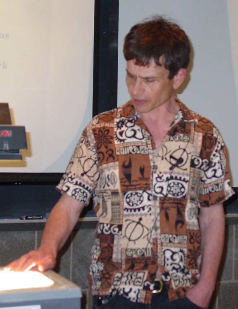 Prof. Neal Koblitz, Ph.D.